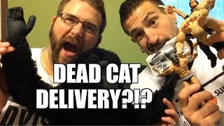 getlinkyoutube.com-Grim and Duhop UNBOX FAN MAIL! WWE Figures, Posters and Furballs from Nailed it Nation