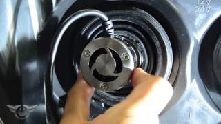 ORACLE Lighting LED Headlight Conversion Kit Demo + Install DIY