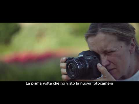 Canon EOS R Behind The Scenes in Spagna