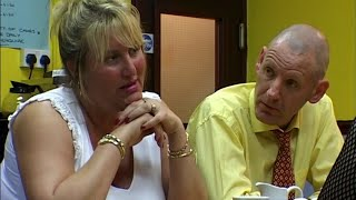 getlinkyoutube.com-Wife Swap UK (2003) Carol and Michelle [Full Episode]