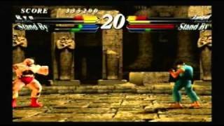 getlinkyoutube.com-Street Fighter EX 3 - Ryu Playthrough