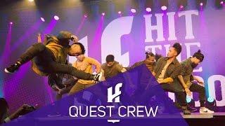 QUEST CREW   Hit The Floor Gatineau #HTF2017