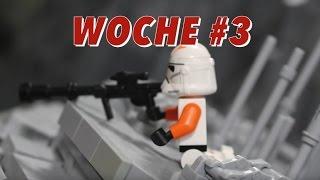 getlinkyoutube.com-Building Citadel in Lego DEUTSCH Woche #3 - Verschiedene Techniken LEGO STAR WARS