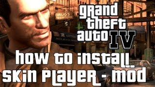 getlinkyoutube.com-GTA IV/EFLC - How to install Skin/Player-Mods [HD Tutorial]