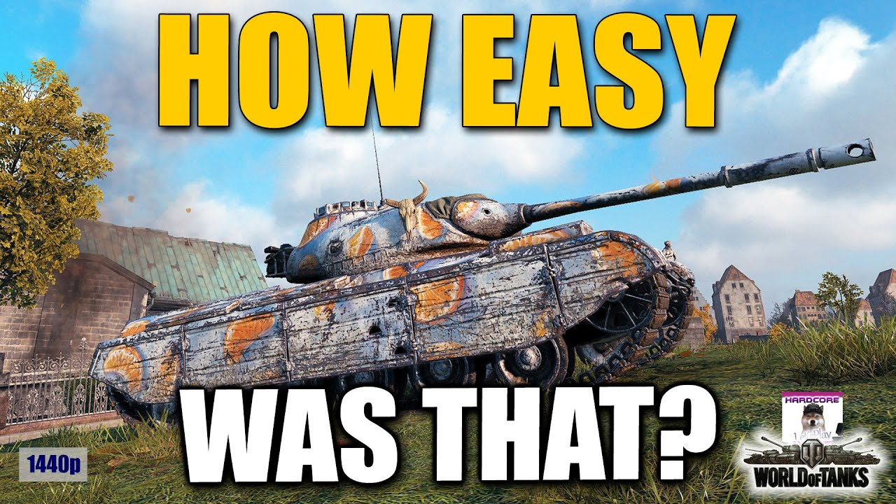 Progetto M35 mod 46  13 kills  how easy was that  best World of Tanks games