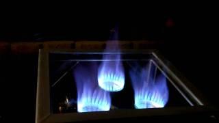 getlinkyoutube.com-Three Bayou BG-10 burners for 50 gallon boils.