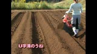 getlinkyoutube.com-YANMAR ポチ MRTシリーズ ミニ耕うん機