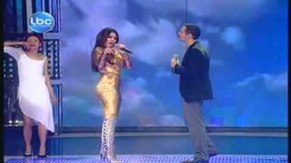 getlinkyoutube.com-Haifa & Toni - Bokra Bfarjik_ديو المشاهير هيفاء و طوني بكرا بفرجيك
