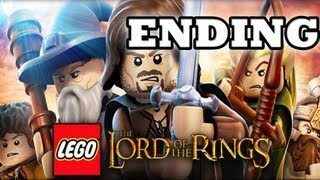 getlinkyoutube.com-LEGO Lord of The Rings : Episode 20 -  Mount Doom (THE END) (HD) (Gameplay)