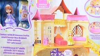 getlinkyoutube.com-Magical Talking Castle / Magiczny Mówiący Zamek - Jej Wysokość Zosia