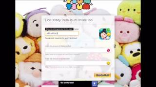 getlinkyoutube.com-TSUM TSUM HOOK-TOOL