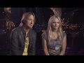 Keith Urban and Miranda Lambert: Behind the Scenes at CMA Awards | CMA Awards 2013 | CMA
