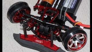 getlinkyoutube.com-MST XXX-D VIP CS 2.02 DriftMission RC Drift - Max Speed Technology XXX-D VIP Countersteer
