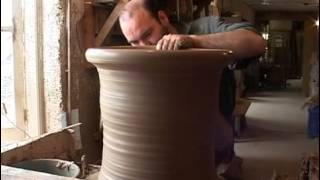 getlinkyoutube.com-Whichford Pottery: How we make our pots