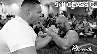 getlinkyoutube.com-Armwrestling 9/11 Classic 2016 Part 1