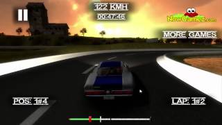 Country Ride - Unity Racing Game