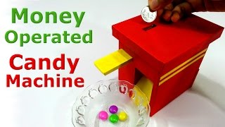 getlinkyoutube.com-How to make Money Operated Candy Machine