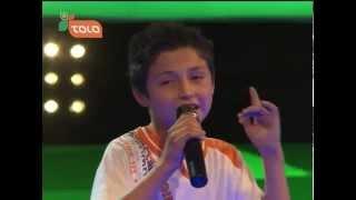 getlinkyoutube.com-Blind Auditions: Salman and Muskan Sings Mailish from Mahera Taheri