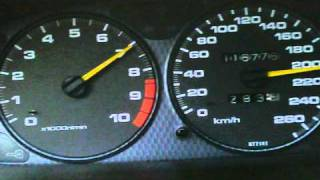 getlinkyoutube.com-Honda Integra DC2 Type R Top Speed!!