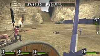getlinkyoutube.com-Left 4 Dead 2 - Helm's Deep Reborn Custom Survival Map Multiplayer Gameplay Playthrough