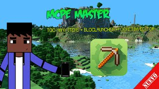 getlinkyoutube.com-MCPE Master para minecraft pe 0.12.1 + Preview
