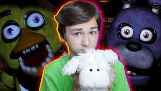 getlinkyoutube.com-ВОССТАНИЕ ИГРУШЕК :O | Five Nights at Freddy's