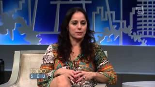 getlinkyoutube.com-Todo Seu - Conversa com: Claudia Mauro (02/10/2015)