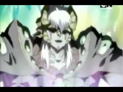 Bakugan gundalian invaders Barodius SerenaToo late to cry