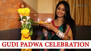 Mugdha Chaphekar Celebrates Gudi Padwa With India-Forums