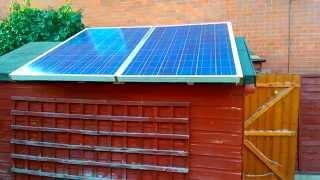 getlinkyoutube.com-Solar-powered Bitcoin Mining farm