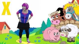 getlinkyoutube.com-BINGO was his name O Nursery Rhyme for children with Lyrics - Debbie Doo