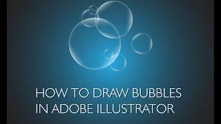 getlinkyoutube.com-Adobe Illustrator - how to draw bubbles
