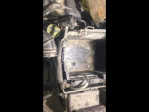 Mini Cooper доливаем масло в АКПП