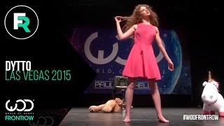getlinkyoutube.com-Dytto   FRONTROW   World of Dance Las Vegas 2015   #WODVEGAS15