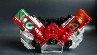 getlinkyoutube.com-幪面超人W DX變身腰帶 / Kamen Rider W DX HENSHIN Belt(^^)