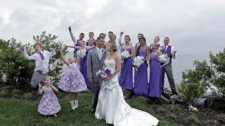 Larson Wedding Video width=