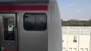 getlinkyoutube.com-【♪海岸通り】京葉線 新木場駅1番線発車メロディ