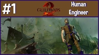 getlinkyoutube.com-Guild Wars 2 - Human Engineer - Pilot - Ep.1