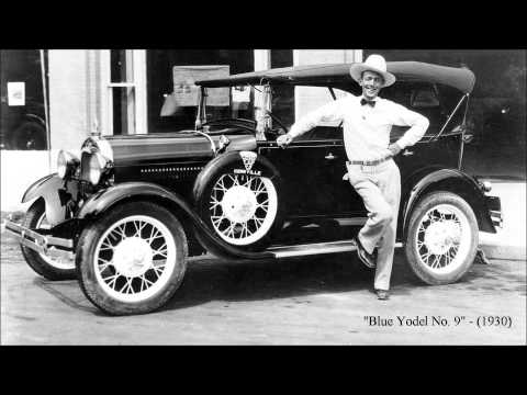 Blue Yodel No. 9 by Jimmie Rodgers (1930)