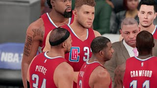 getlinkyoutube.com-NBA 2K16 (PS4) - Wolves vs Clippers Gameplay
