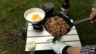 getlinkyoutube.com-【メタボ】炊飯 & 豚肉マスタード焼き【クッキング】