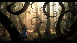 getlinkyoutube.com-Alice in Wonderland - Visual Effects Highlights