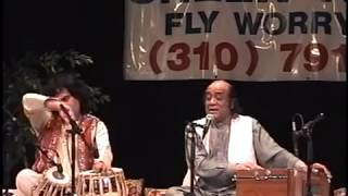 Tribute to Ustad Mehdi Hassan - Gulon Mein Rang Bhare do Sharmeely Nain width=