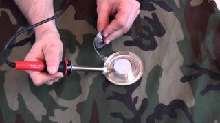 getlinkyoutube.com-Как сделать грелку для палатки.mp4