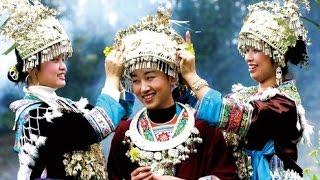 getlinkyoutube.com-The Silver Jewelery of the Miao People