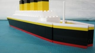 getlinkyoutube.com-Lego Titanic mini