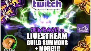 getlinkyoutube.com-SUMMONERS WAR: Monday Twitch Livestream - Guild Summons & More