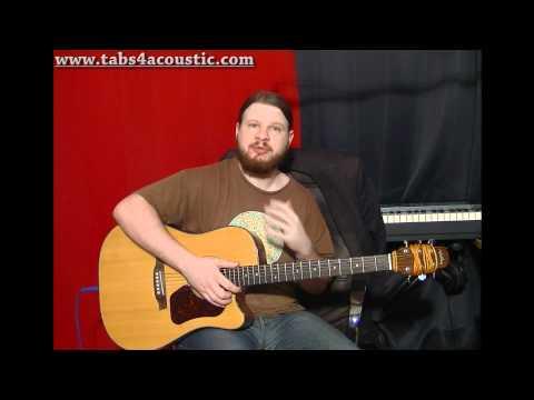 Cours de guitare : Comment embellir vos rythmiques - Partie 1