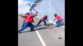 فضيحة عمال موروكو مول