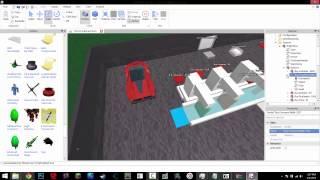getlinkyoutube.com-Roblox Studio: How to make a tycoon - 2015